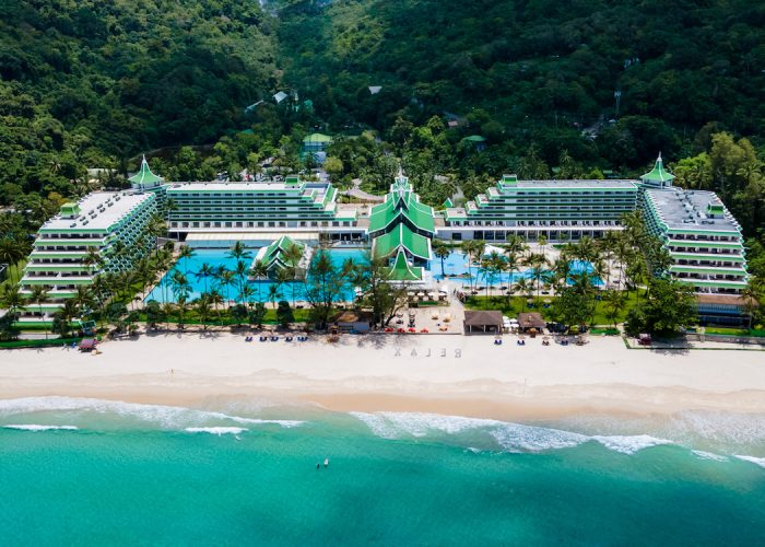 Aerial Image_Le Meridien Phuket Beach Resort